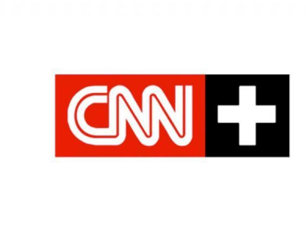 Logotipo de CNN+